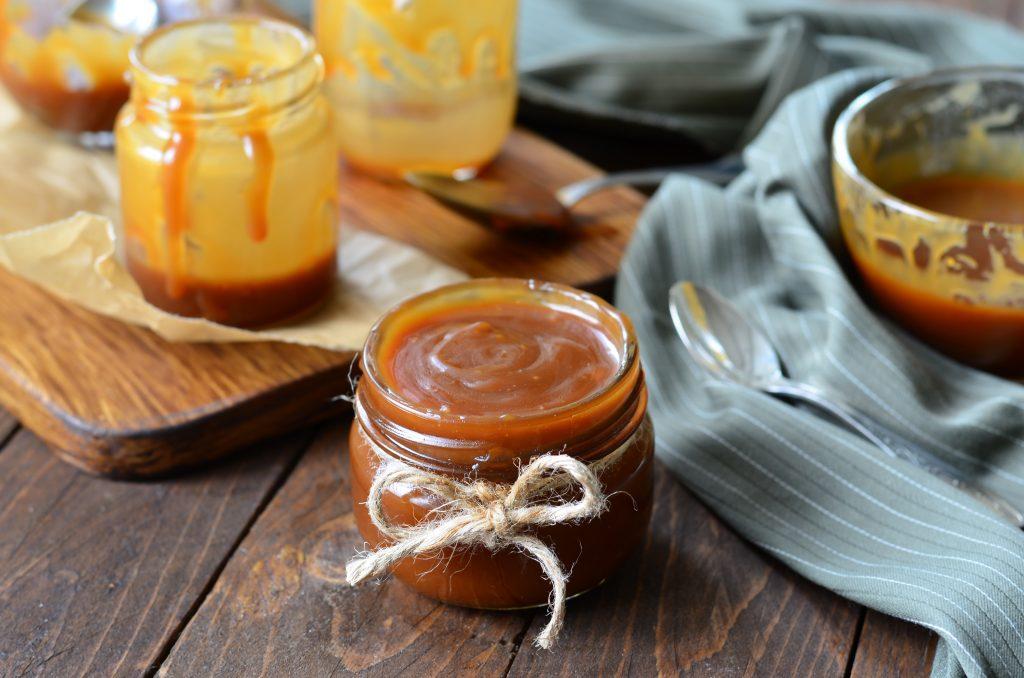 caramel drizzle sauce