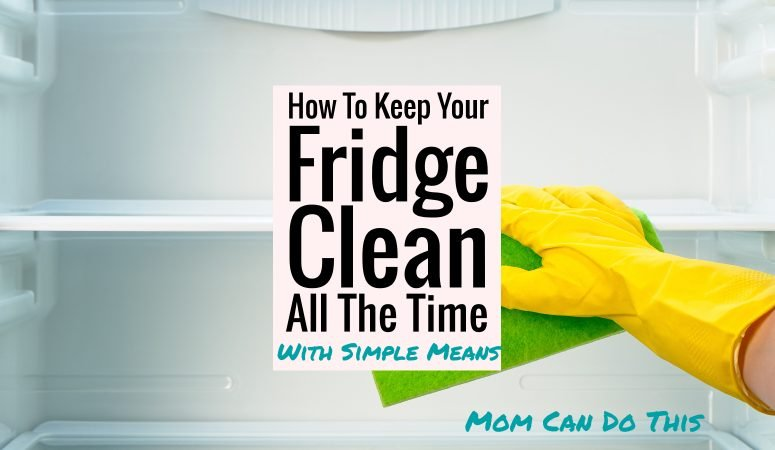 How to Really Clean a Fridge With Simple Means – Full Guide