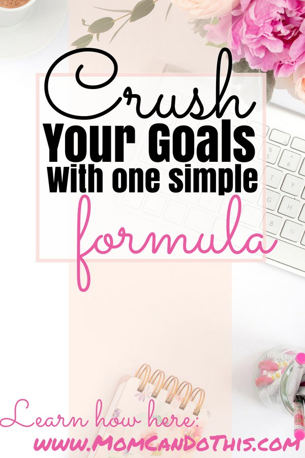 Great productivity tips for moms! How to be productive when there is so much to do? Learn the best productivity hack for work and homemaking. How 2 magic words make you crush your goals!