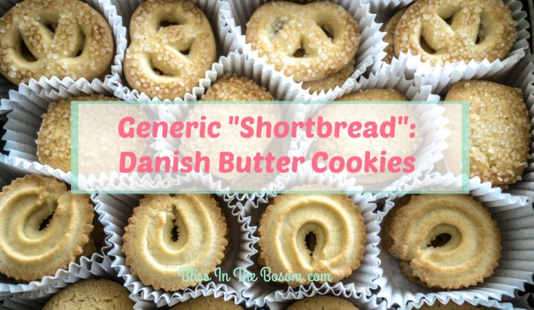 How to Make The Best and Second Best Scottish Shortbread Cookies