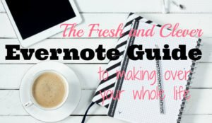 evernote hacks