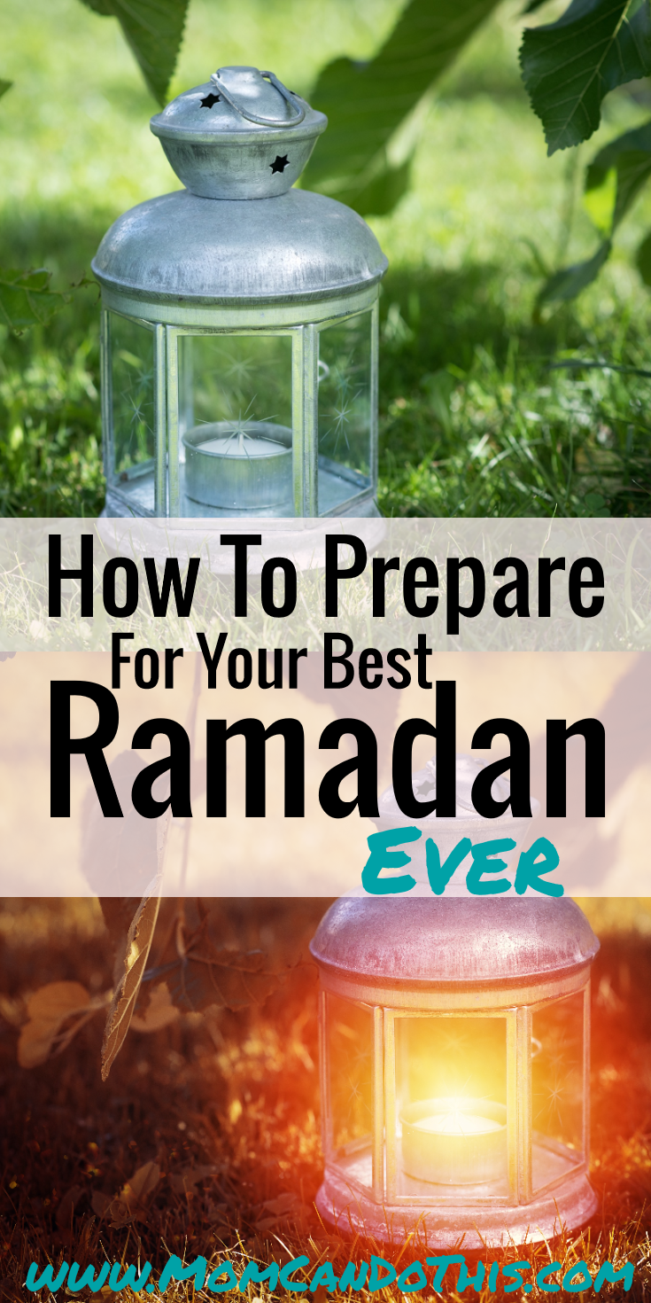 Ramadan preparation tips and ideas. Download FREE Ramadan resources. Click through for the full post.