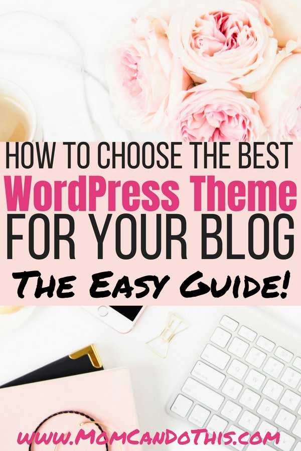 Overwhelmed by options for WordPress themes? Choose the best WordPress theme for your blog with this easy guide. Find a feminine premium WordPress theme today and get started designing that awesome blog of your dreams. The theme guide for new bloggers.