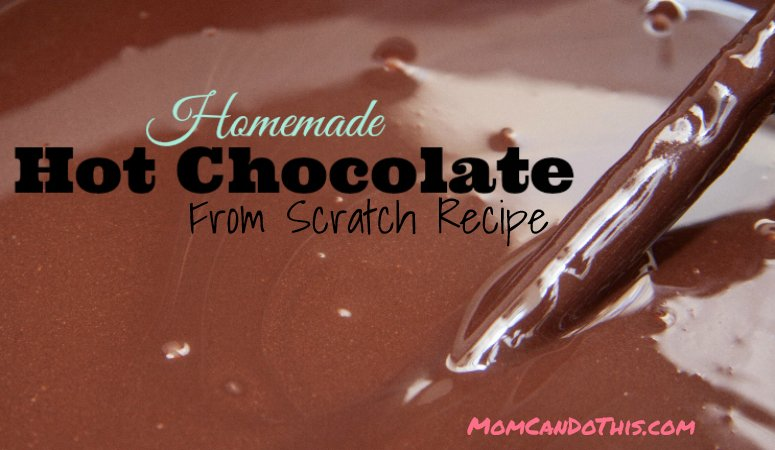 How to Make Delicious Homemade Hot Chocolate