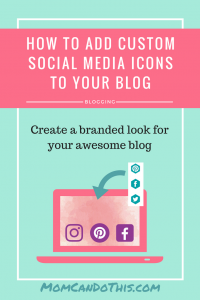 With this step-by-step guide anyone can add custom social media icons in just minutes. Make your blog look stunning and branded.