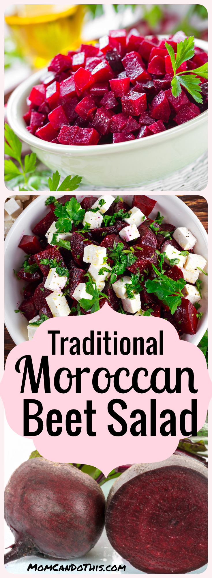Moroccan Beet Salad Recipe