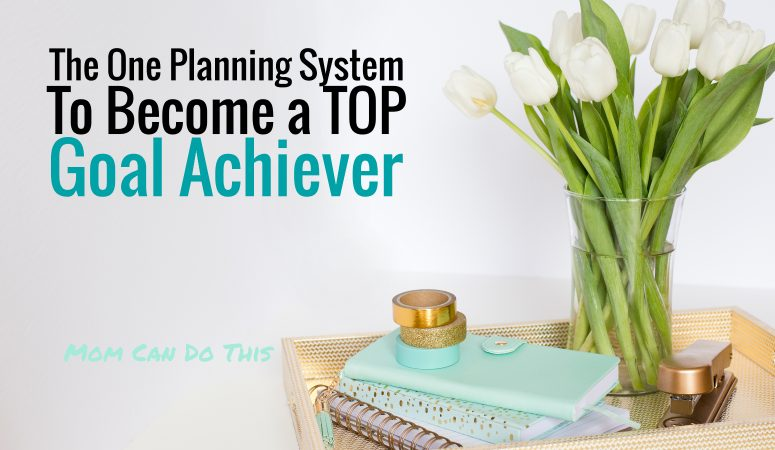 How To Plan So You Crush Your Goals Like Supermom
