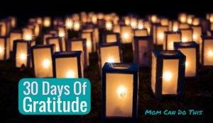 free gratitude journal