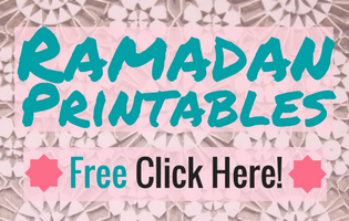 photo relating to Ramadan Cards Printable referred to as Free of charge Ramadan Printables Library