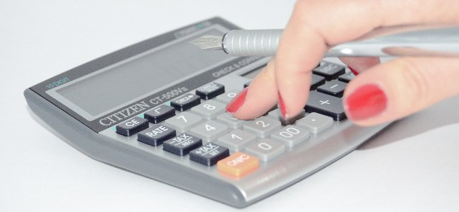 calculator - how to start a savings plan that lasts