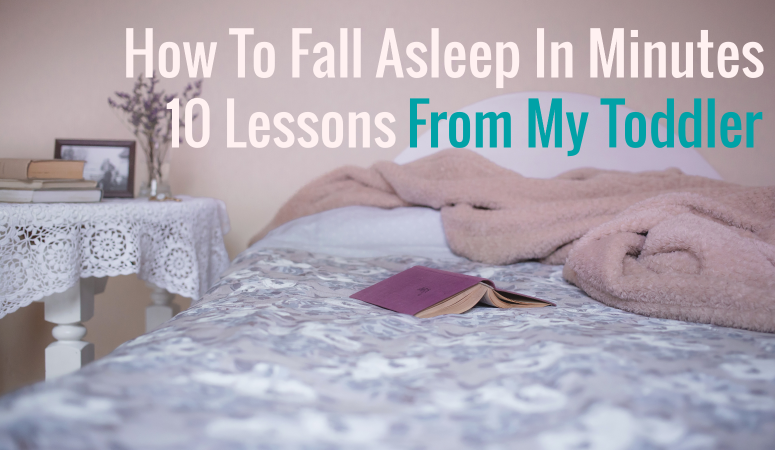 How to easily fall asleep in a few minutes