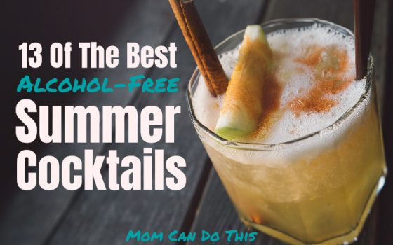 13 Fresh & Easy Alcohol-Free Cocktails you want this summer