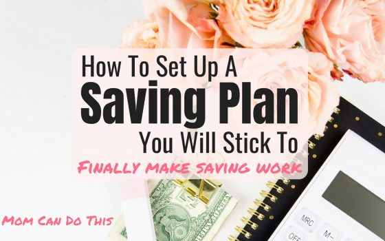 how to set up a powerful savings plan that lasts