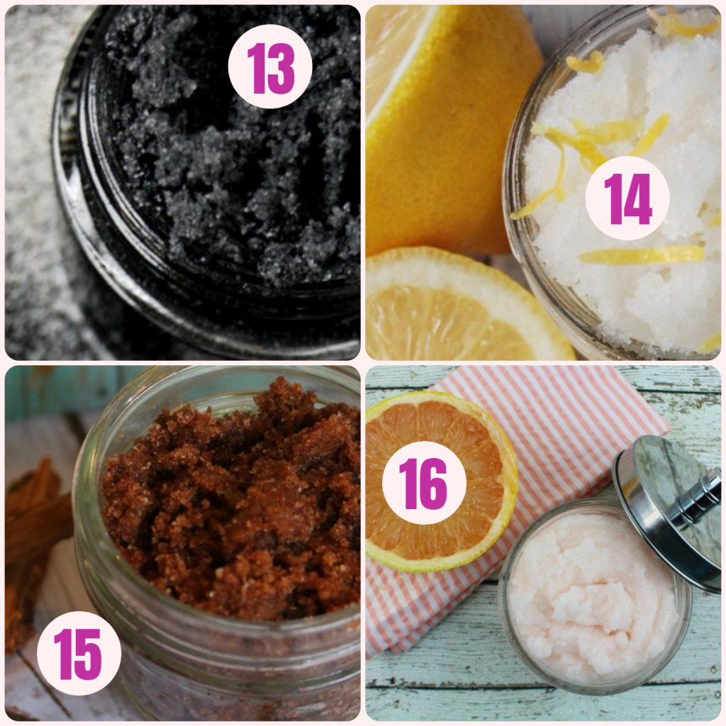 best DIY sugar scrub recipes