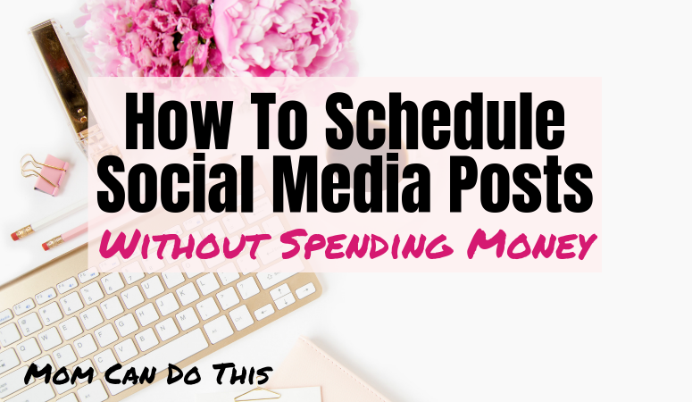 How to schedule social media posts like a boss without paying money